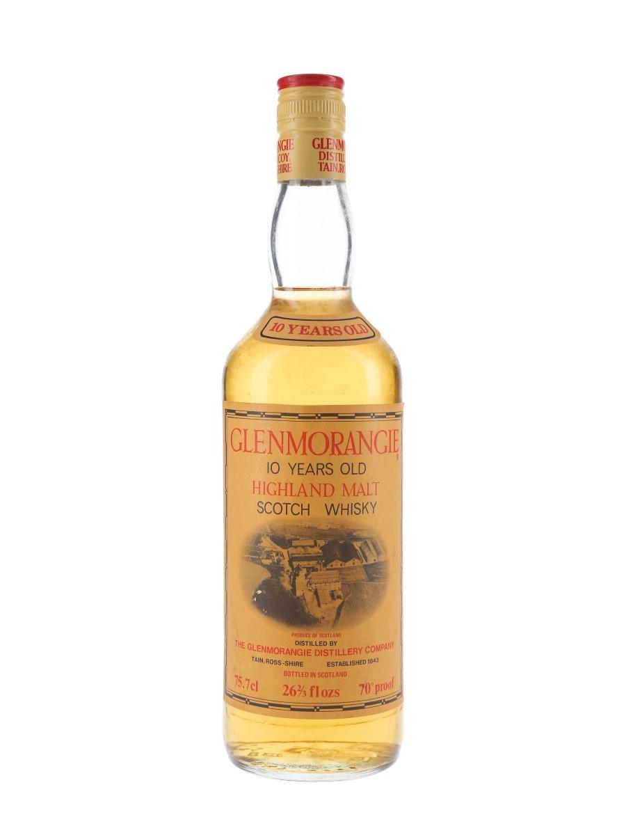 Glenmorangie 10 Year Old Bottled 1970s 75.7cl / 40%