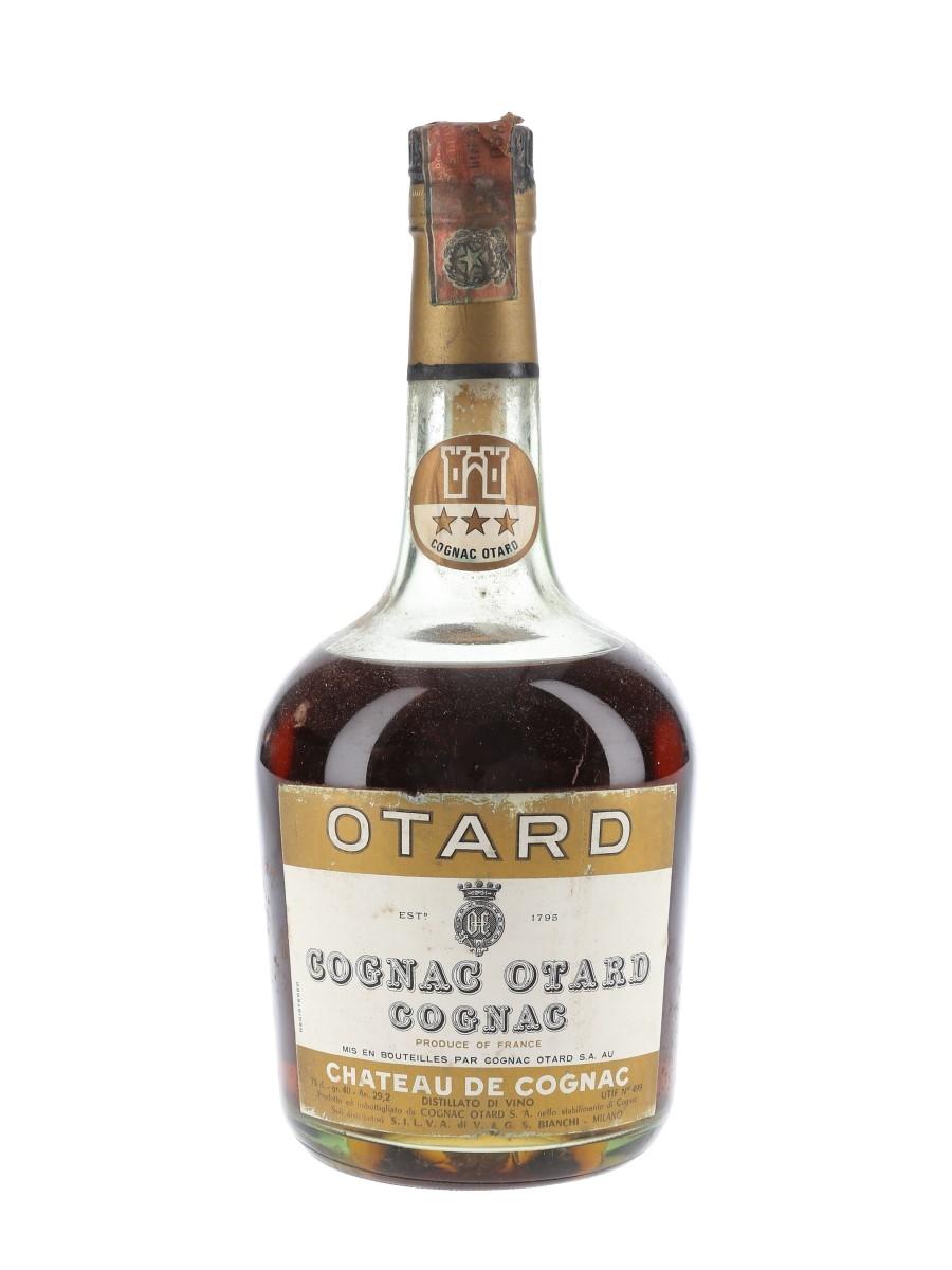 Otard 3 Star Special Bottled 1960s - Silva 75cl / 40%