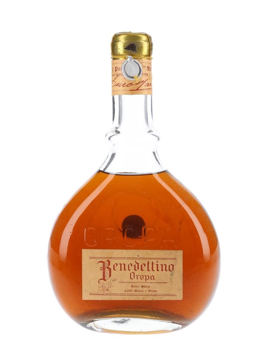 Oropa Benedittino Bottled 1950s 75cl