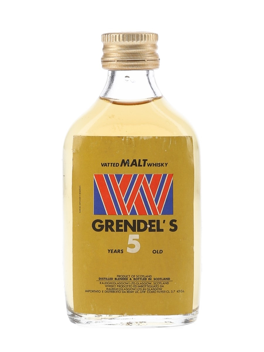 Grendel's 5 Year Old Remy 3.7cl / 43%