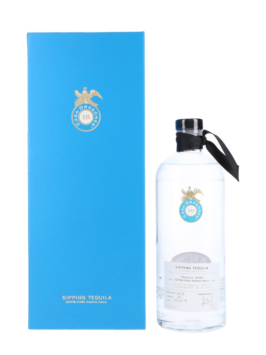 Casa Dragones Joven Sipping Tequila  75cl / 40%