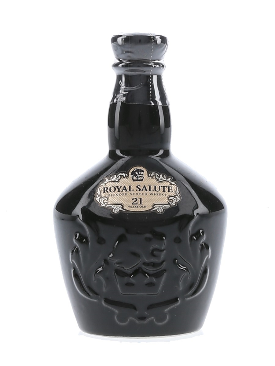 Royal Salute 21 Year Old  5cl / 40%