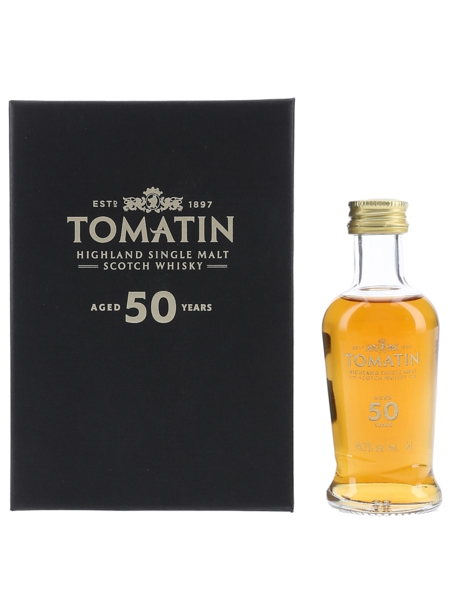 Tomatin 1967 50 Year Old  5cl / 45.3%