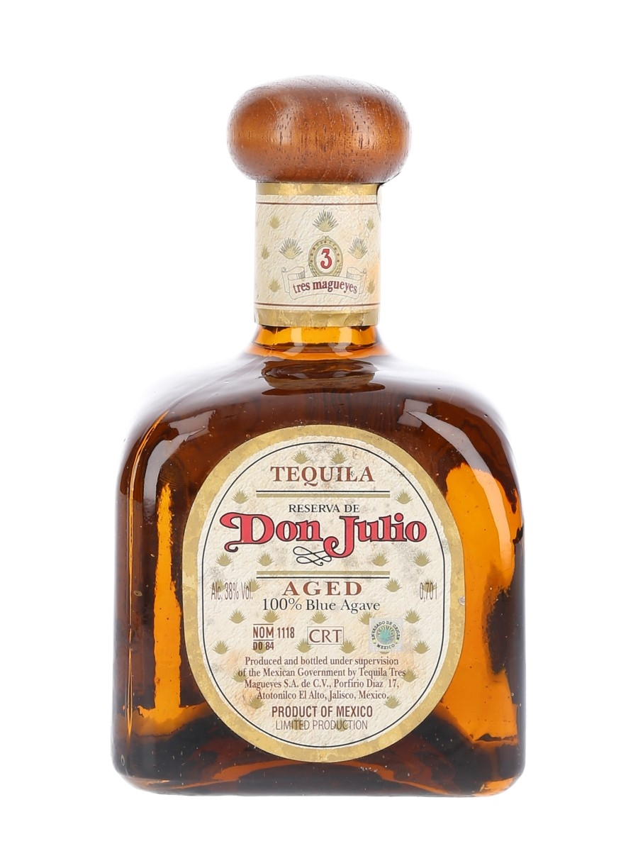 Don Julio 3 Magueyes  70cl / 38%