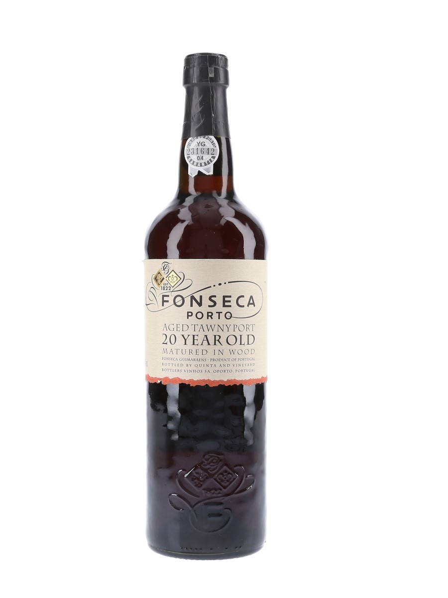Fonseca 20 Year Old Tawny Port  75cl / 20%