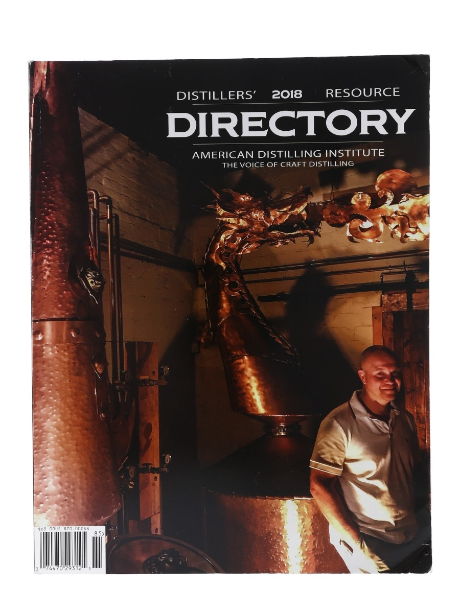 Distillers Resource Directory 2018 The Voice Of Craft Distilling - American Distilling Institute