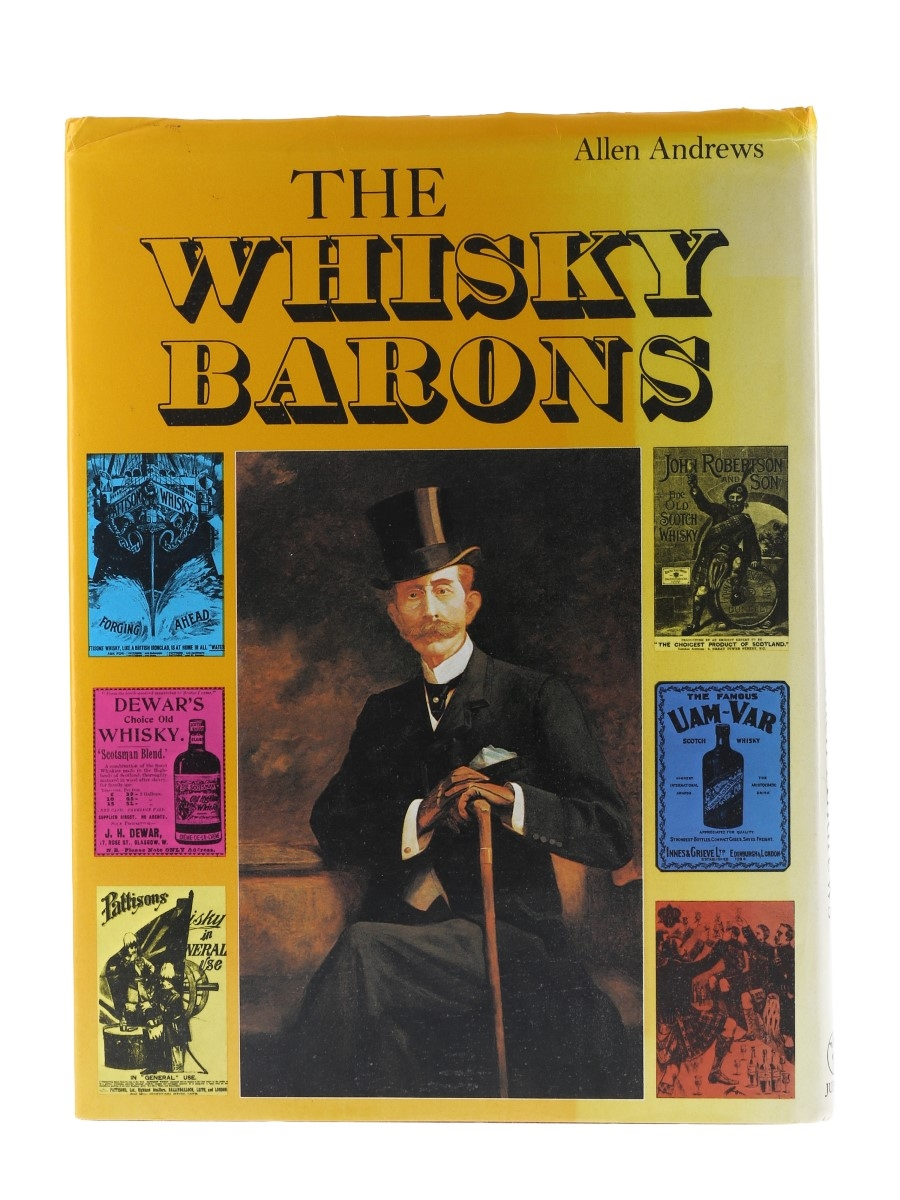 The Whisky Barons Allen Andrews