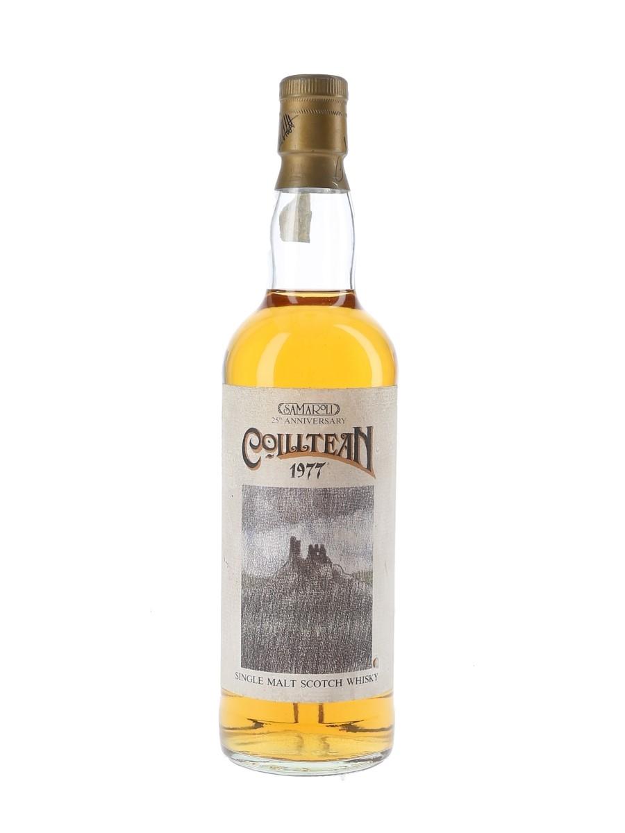 Glenfarclas 1977 Coilltean Bottled 1993 - Samaroli 25th Anniversary 70cl / 46%