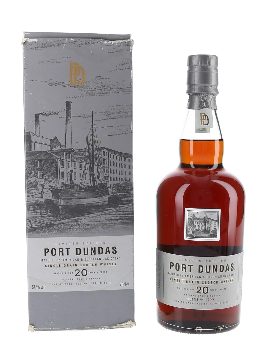 Port Dundas 1990 20 Year Old Special Releases 2011 70cl / 57.4%
