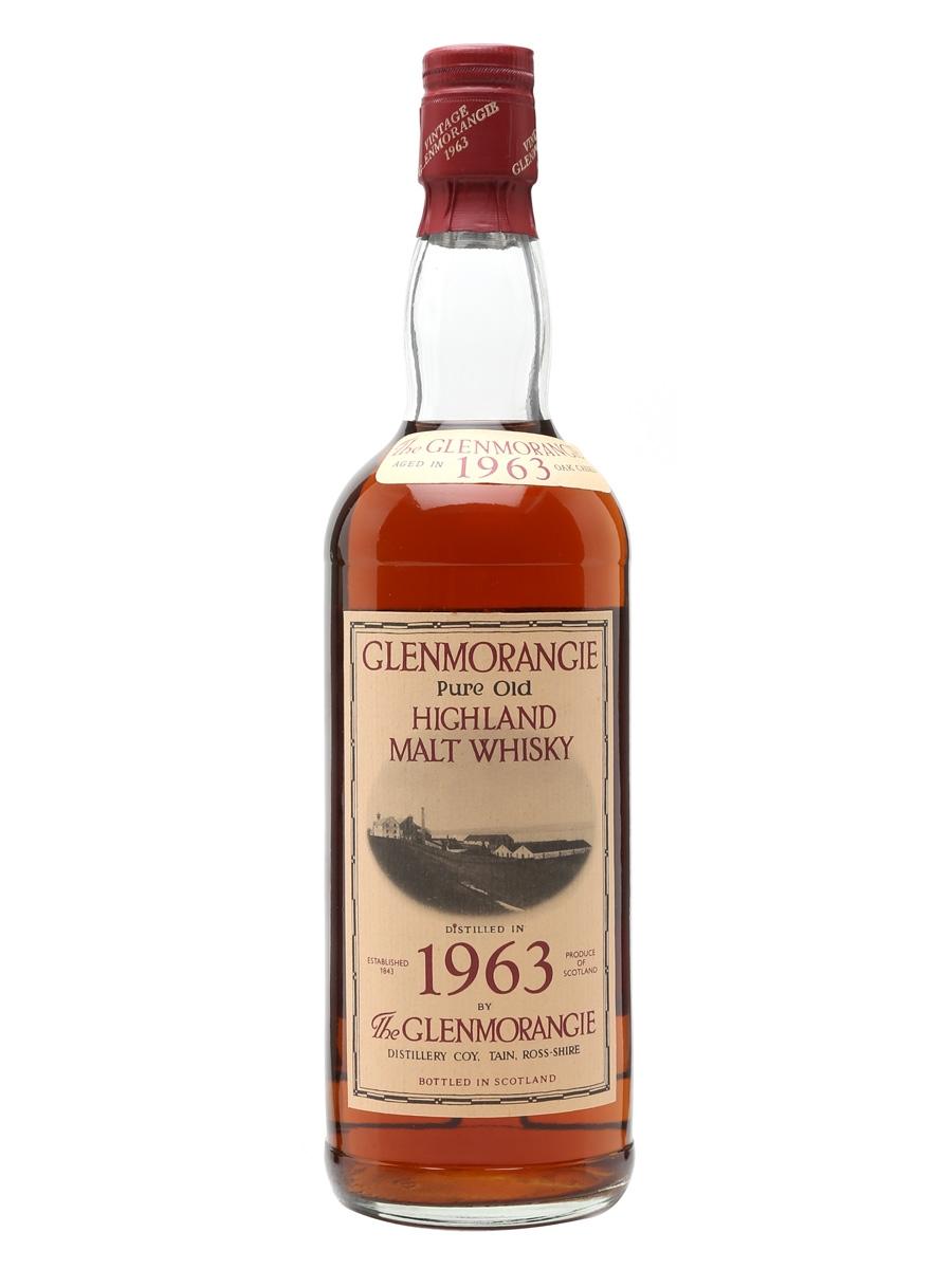 Glenmorangie 1963 22 Years Old 75cl