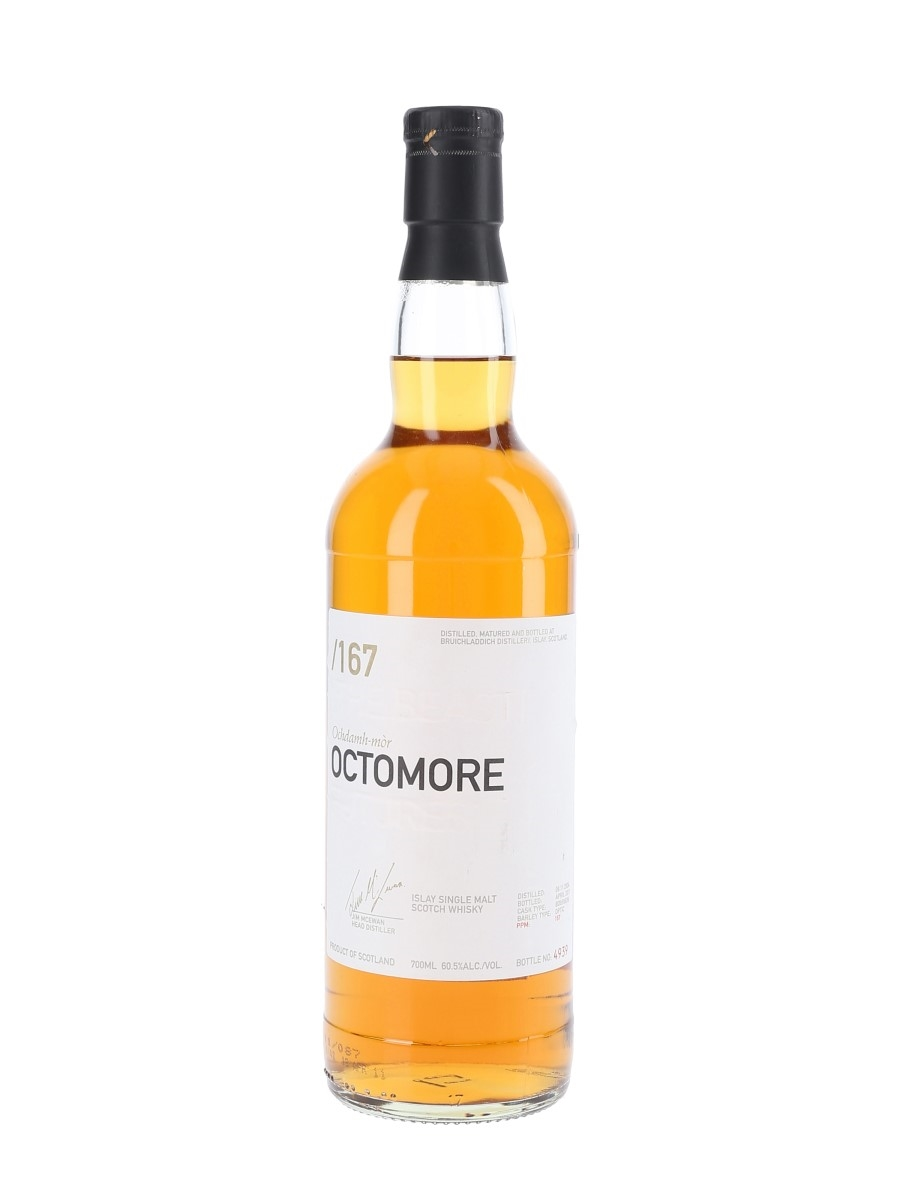 Octomore Futures 2004 The Beast Bottled 2011 70cl / 60.5%