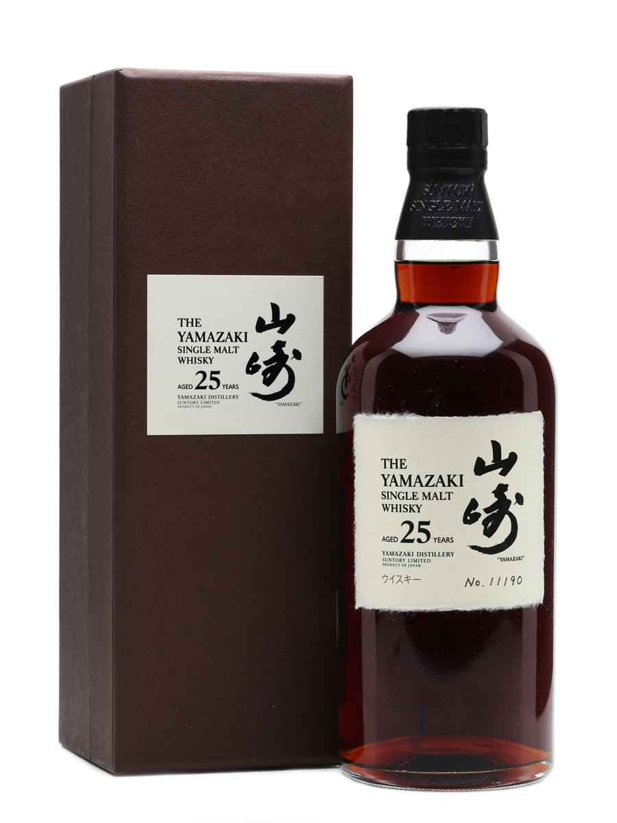 Yamazaki 25 Years Old Sherry Cask 70cl / 43%