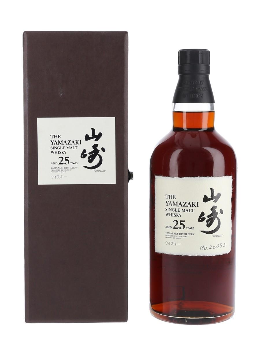 Yamazaki 25 Year Old  70cl / 43%