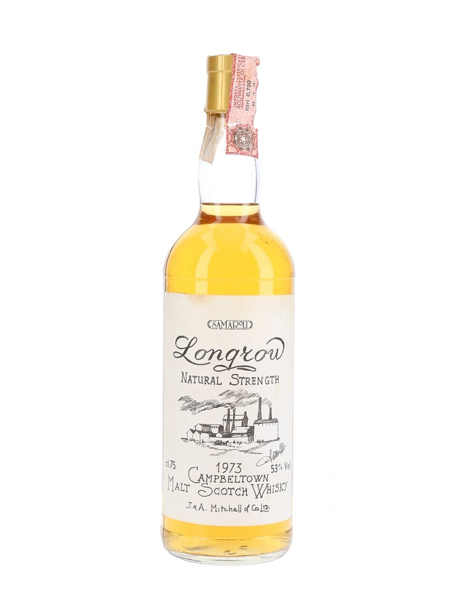 Longrow 1973 Bottled 1985 - Samaroli 75cl / 53%