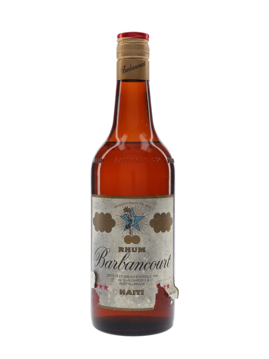 Barbancourt 3 Star Rhum Bottled 1980s 75cl / 43%