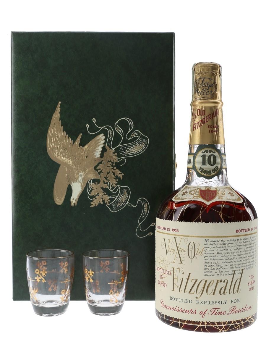 Very Old Fitzgerald 10 Year Old 1956 Stitzel-Weller - Bottled 1966 75cl / 50%