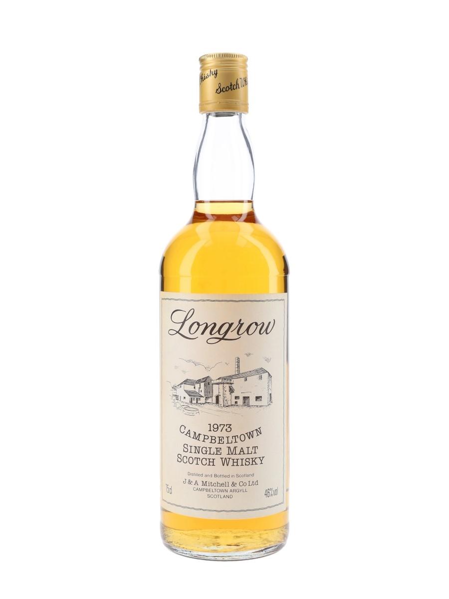 Longrow 1973 Bottled 1980s 75cl / 46%