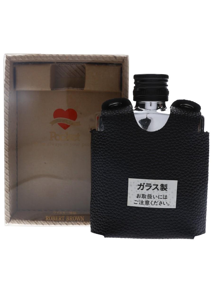 Robert Brown Special Whisky Bottled 1980s - Kirin Seagram 10cl / 43%
