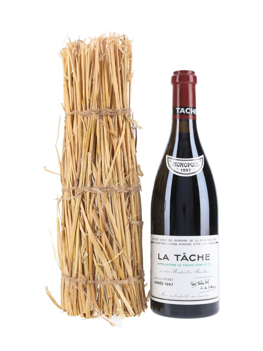 La Tache 1997 Domaine De La Romanee-Conti 75cl / 13%
