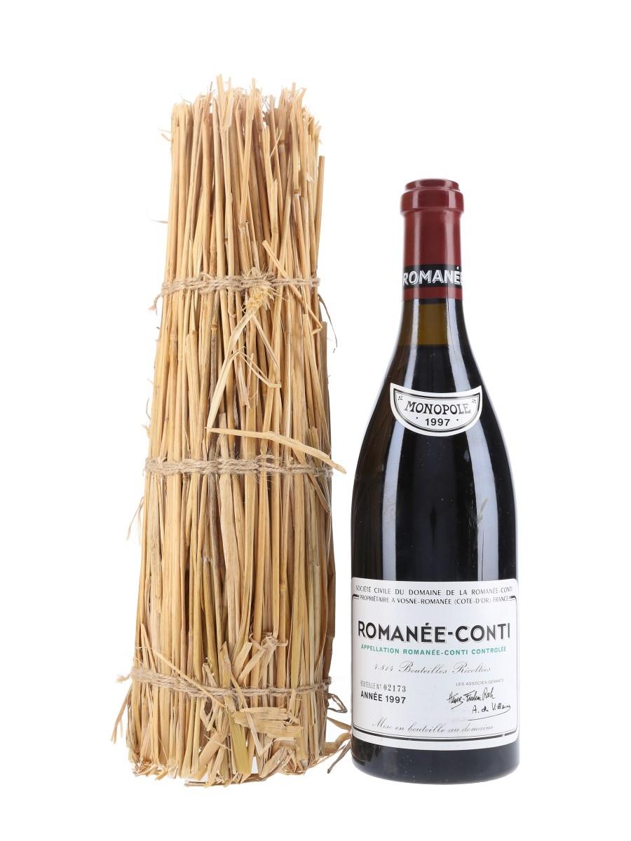 Romanee Conti 1997 DRC Domaine De La Romanee-Conti 75cl / 13%