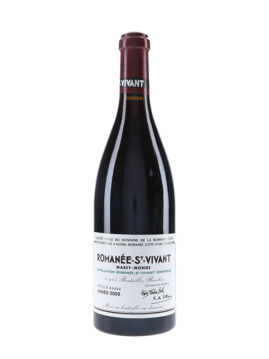 Romanee St Vivant 2000 Domaine De La Romanee-Conti 75cl / 13%