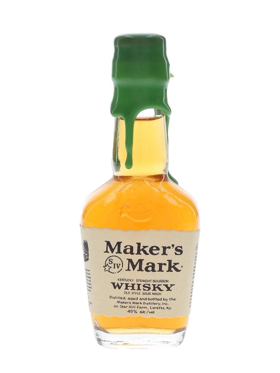 Maker's Mark Green Wax 5cl / 45%