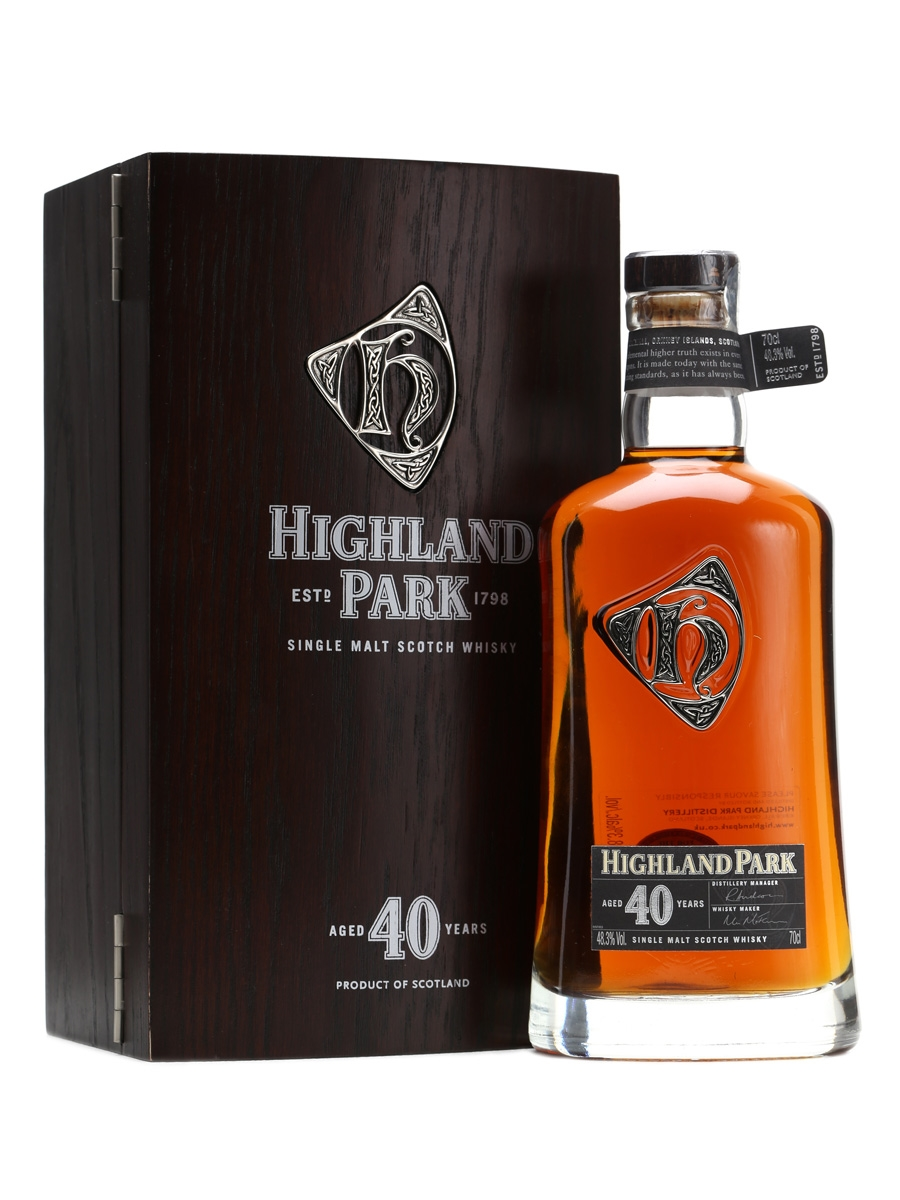 Highland Park 40 Years Old 70cl