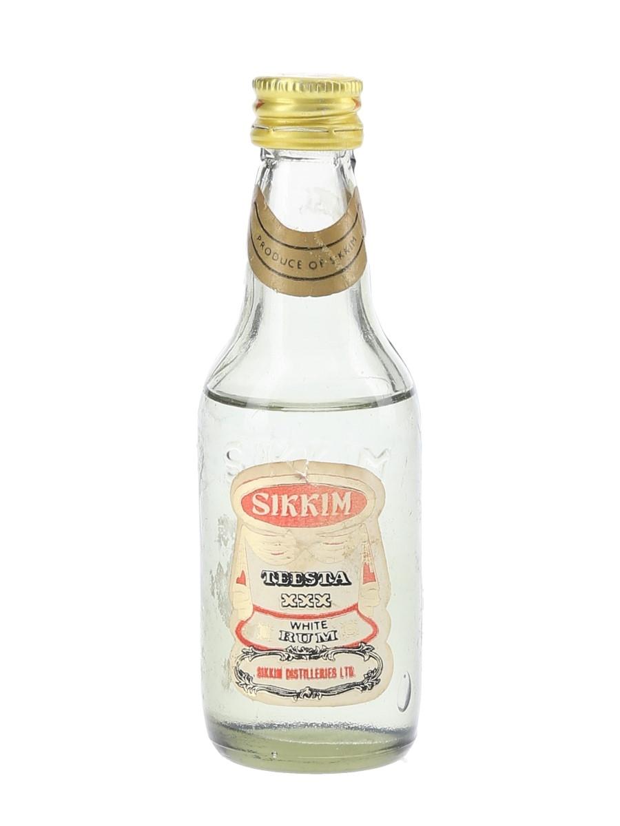 Sikkim Teesta White Rum India 5cl