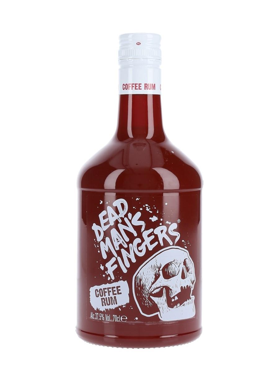 Dead Man's Fingers Coffee Rum  70cl / 37.5%