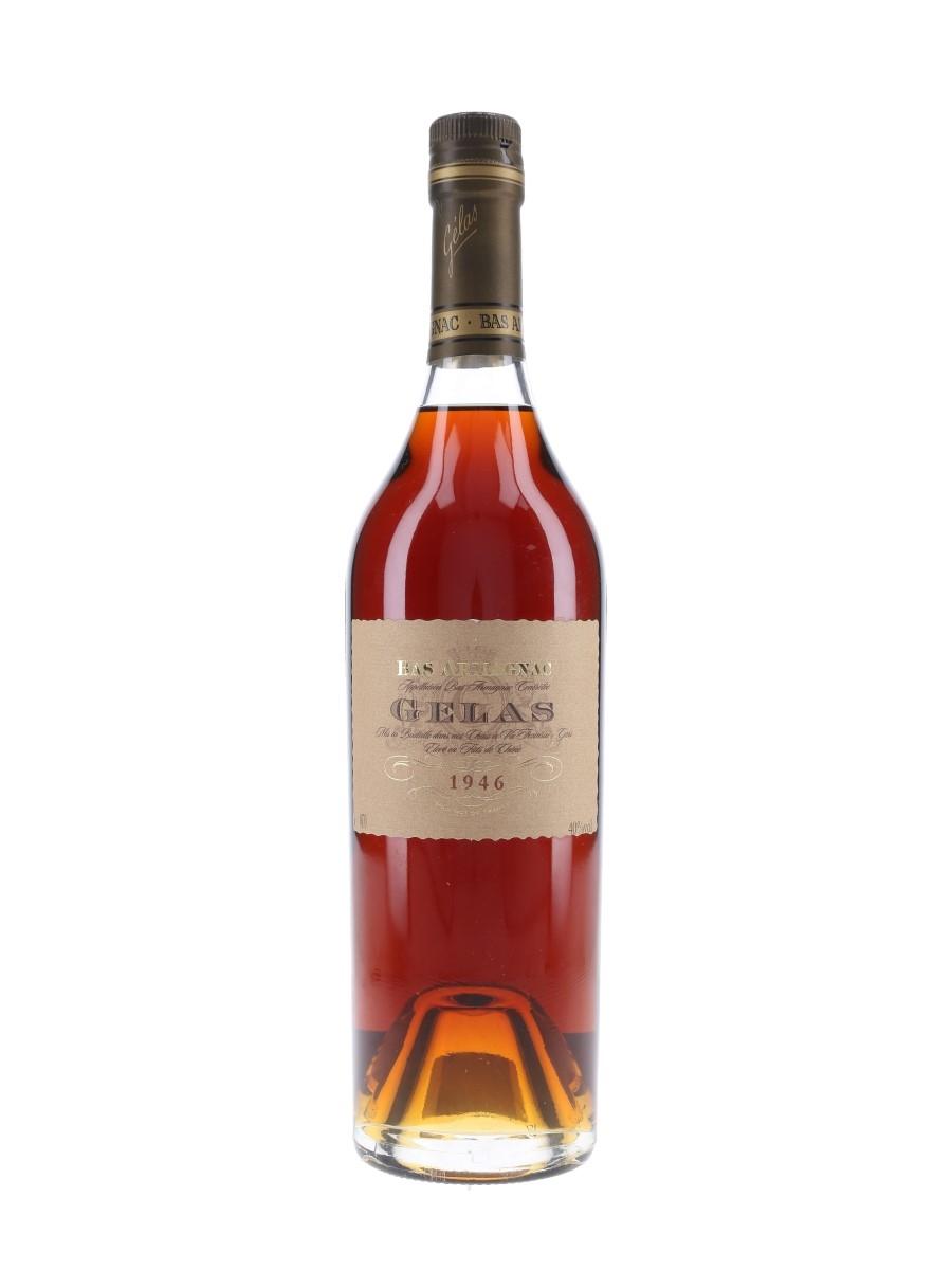 Gelas 1946 Bas Armagnac Bottled 2006 70cl / 40%