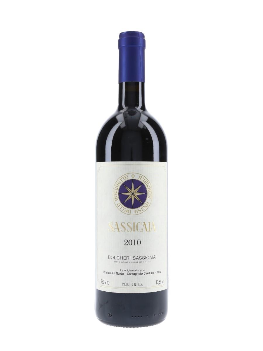 Bolgheri Sassicaia 2010  75cl / 13.5%
