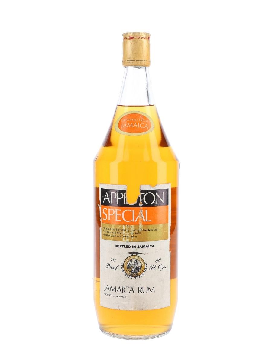 Appleton Special Bottled 1970s 113.6cl / 40%