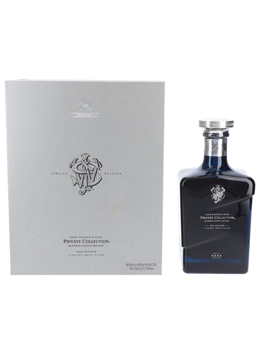 John Walker & Sons Private Collection 2014 Edition 70cl / 46.8%