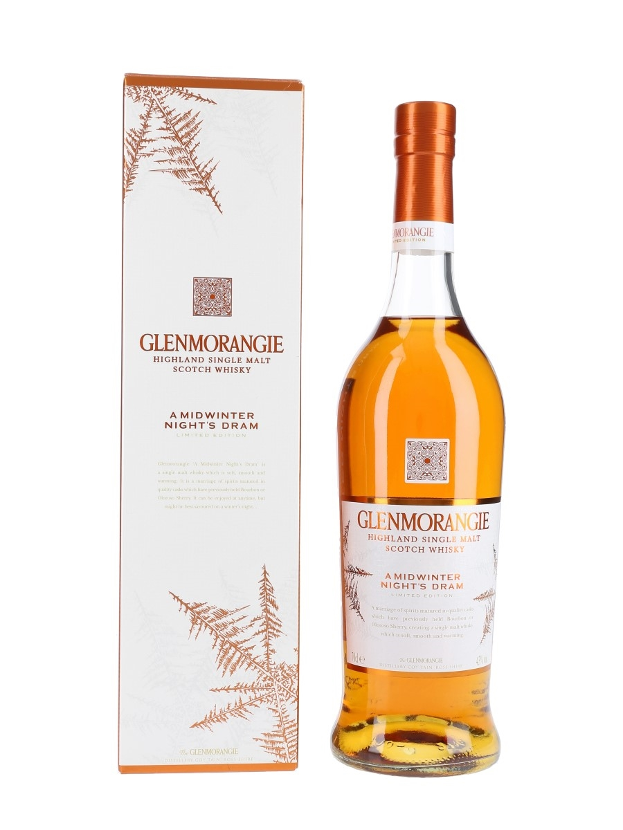Glenmorangie A Midwinter Night's Dram Bottled 2016 - Limited Edition 70cl / 43%