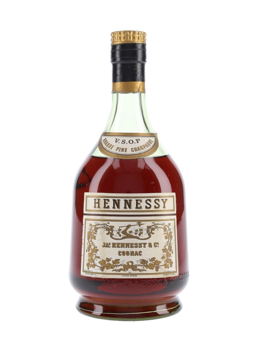 Hennessy VSOP Cognac Bottled 1960s 70cl