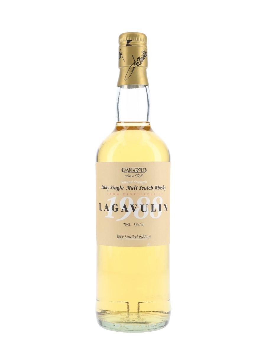 Lagavulin 1988 Samaroli  70cl / 56%