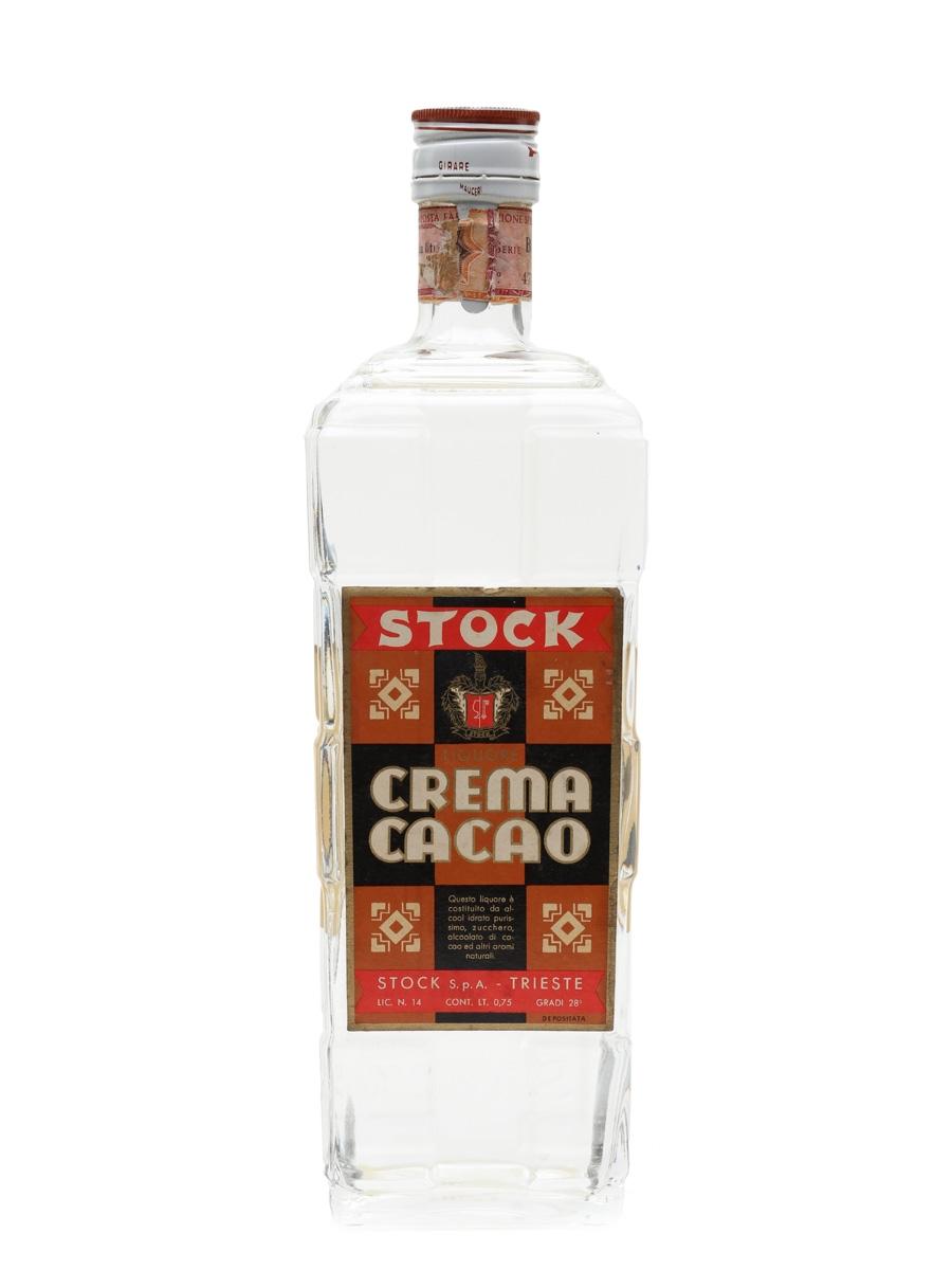 Stock Crema Cacao  75cl / 28%