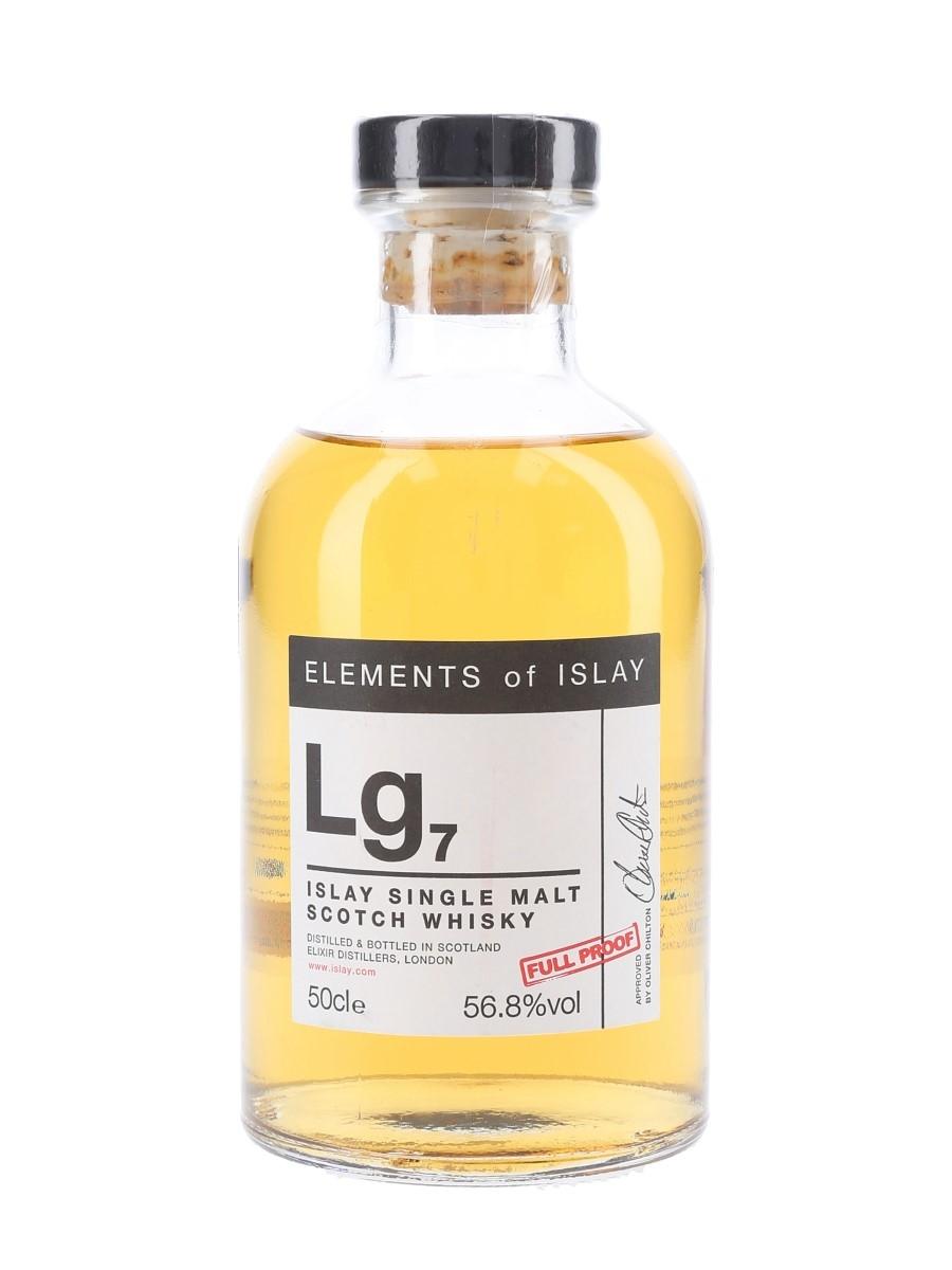 Lg7 Elements Of Islay Elixir Distillers 50cl / 56.8%