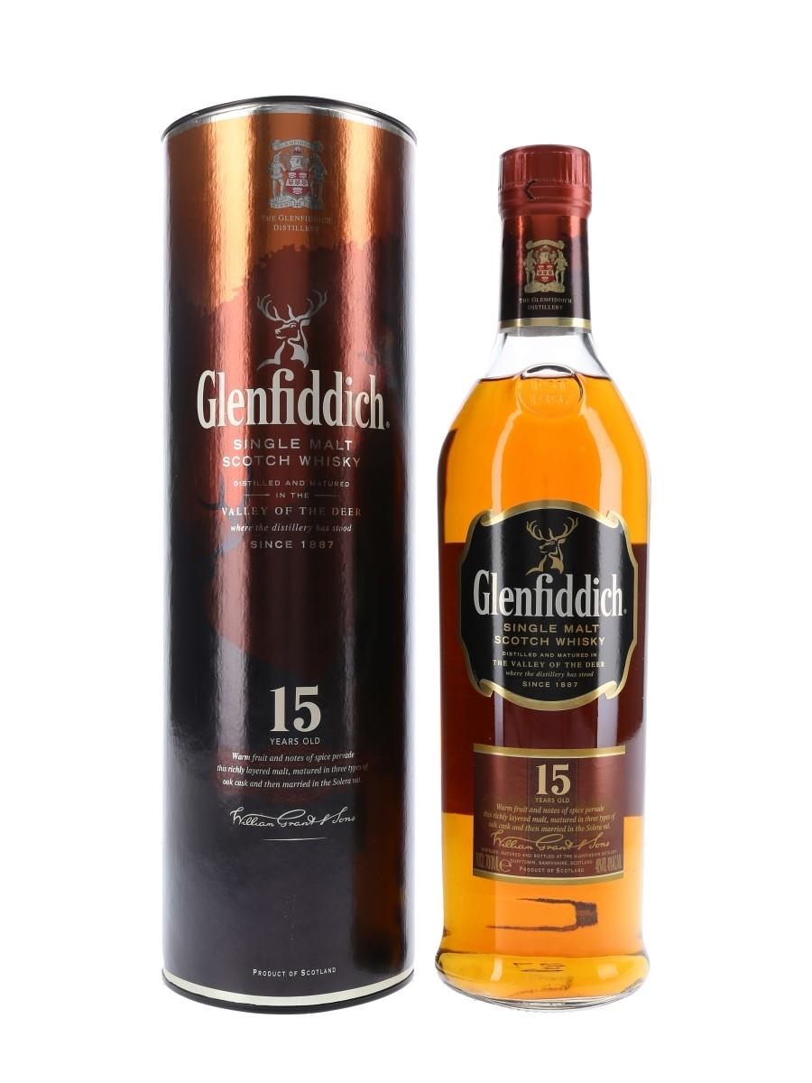 Glenfiddich 15 Year Old  70cl / 40%