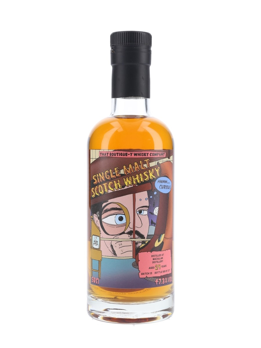 Macallan 29 Year Old Batch 13 That Boutique-y Whisky Company 50cl / 47.3%