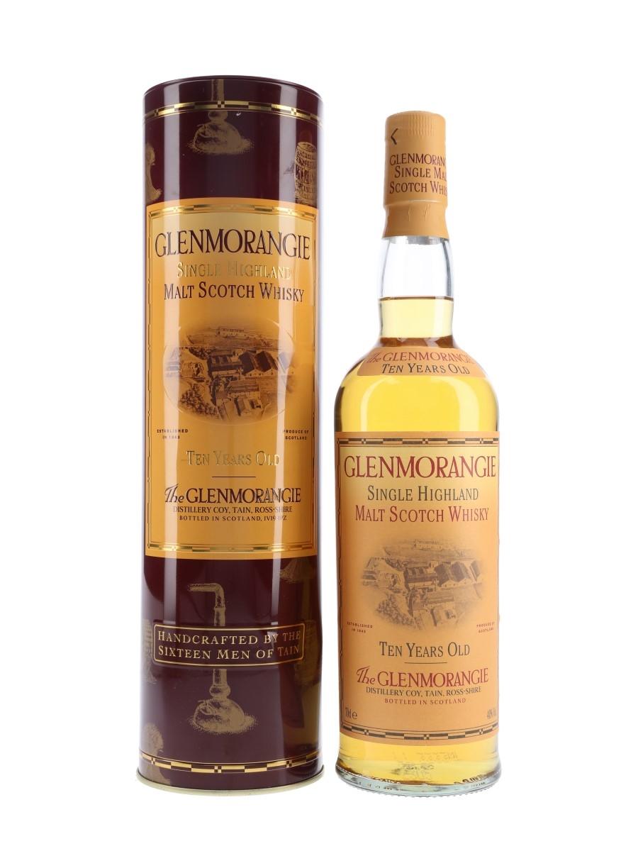 Glenmorangie 10 Year Old Bottled 2000s 70cl / 40%