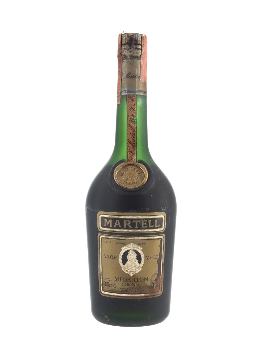 Martell Medaillon VSOP Bottled 1980s - Spirit 70cl / 40%