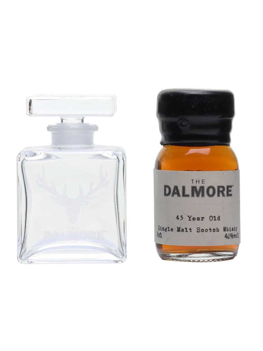 Dalmore 45 Year Old & Decanter Drinks By The Dram 3cl / 40%