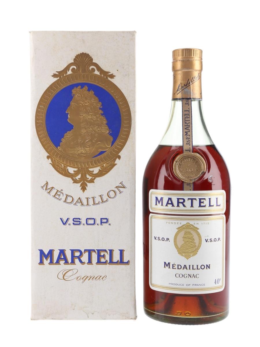 Martell Medaillon VSOP Bottled 1960s-1970s 70cl / 40%