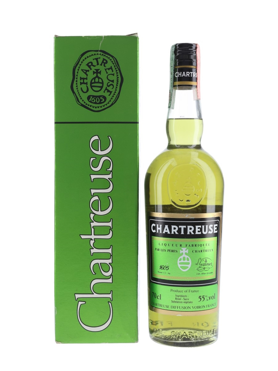 Chartreuse Green Bottled 1998 - Giovinetti 70cl / 55%