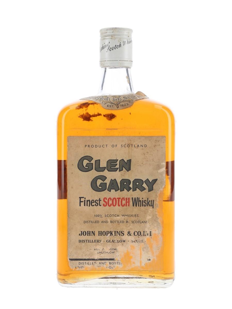 Glen Garry Bottled 1960s - John Hopkins & Co. 75cl