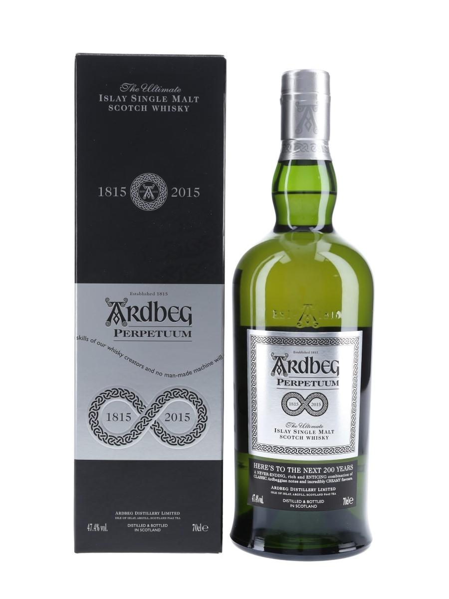 Ardbeg Perpetuum Bottled 2015 - 200th Anniversary 70cl / 47.4%
