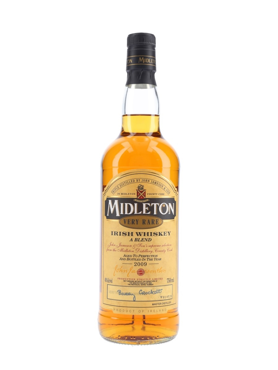 Midleton Very Rare Bottled 2009 - US Release 75cl / 40%
