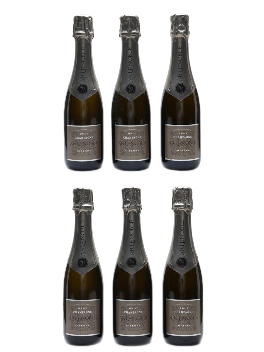 AR Lenoble Brut Intense Bottled 2014 6 x 37.5cl / 12%