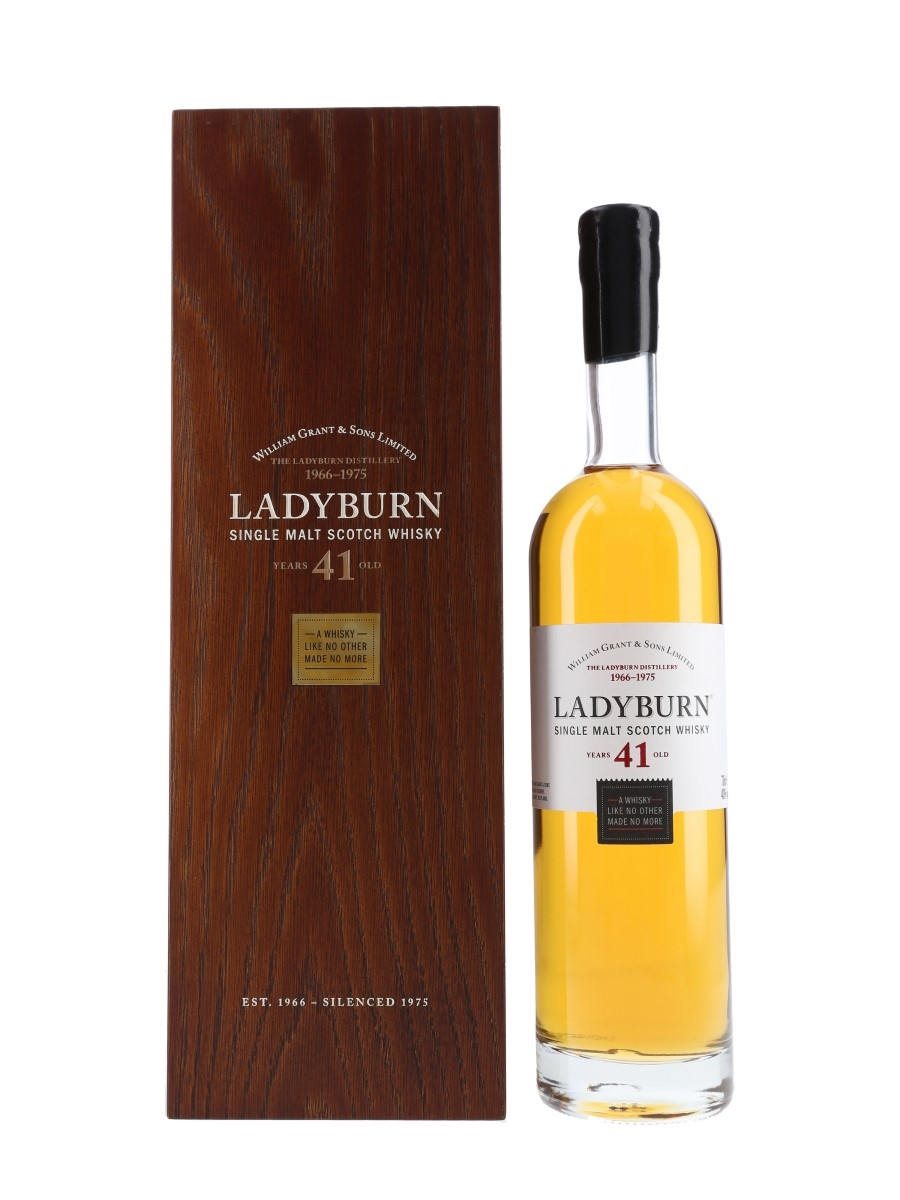 Ladyburn 41 Year Old William Grant & Sons 70cl / 40%